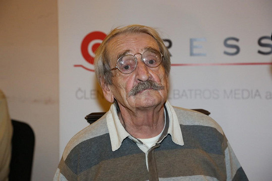 Dlouholetý člen souboru zemřel ve věku 88 let.