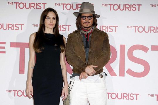 Dají to nakonec Johnny Depp a Angelina Jolie dohromady?