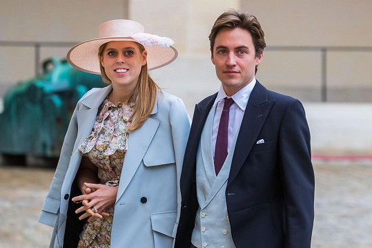 Princezna z Yorku a italský podnikatel mají dceru.