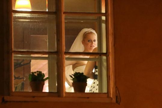 Ornella je už šest let vdanou paní.