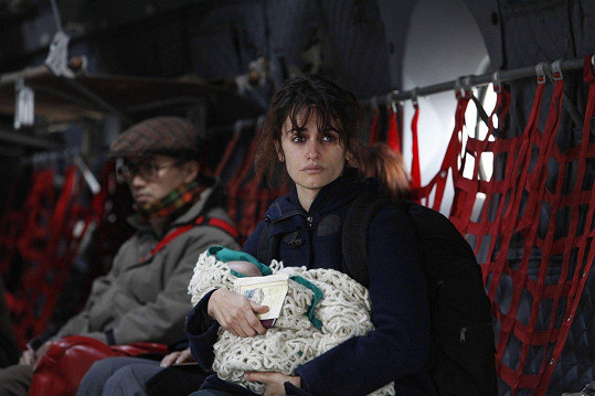 Film Příběh mého syna (2012) uvede v pátek ve 21 hodin Televize Seznam.