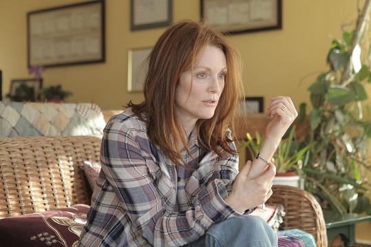 Julianne Moore získala za roli ženy bojující s Alzheimerovou chorobou Oscara.
