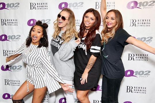 S kolegyněmi z kapely Little Mix se proslavily díky soutěži X Factor.
