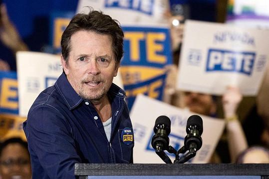 Michael J. Fox si dopřává druhou hereckou pauzu.