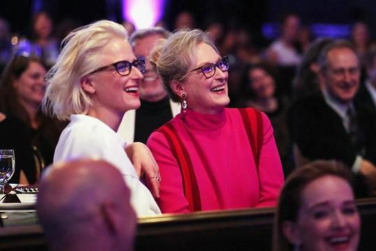 Meryl Streep se tak může těšit na roli babičky.