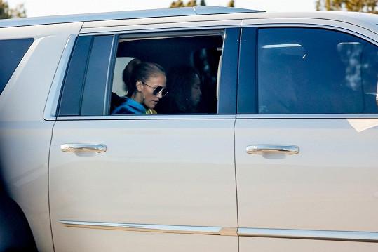 Jennifer Lopez a Ben Affleck vyrazili společně ven.