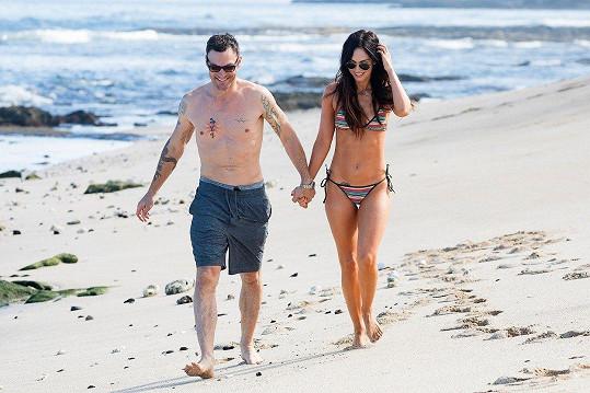 Brian Austin Green je ženatý s Megan Fox a má čtyři syny.
