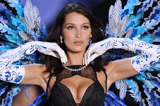 Patří mezi nejžádanější modelky světa.
