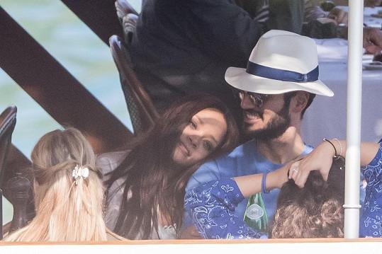 Vztah Rihanny s Hassanem Jameelem prý nevydržel.