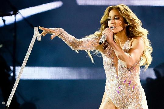 Jennifer letos odehrála turné ke svým 50. narozeninám. Mimo jiné vyprodala Madison Square Garden.