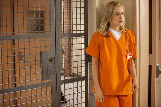 Schilling si zahrála hlavní roli v seriálu Orange Is the New Black.