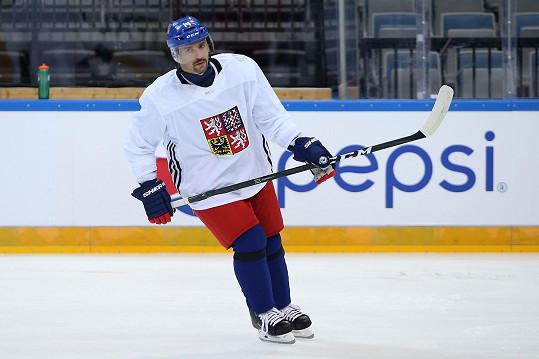 Tomáš Plekanec se mezitím připravuje na Světový pohár.