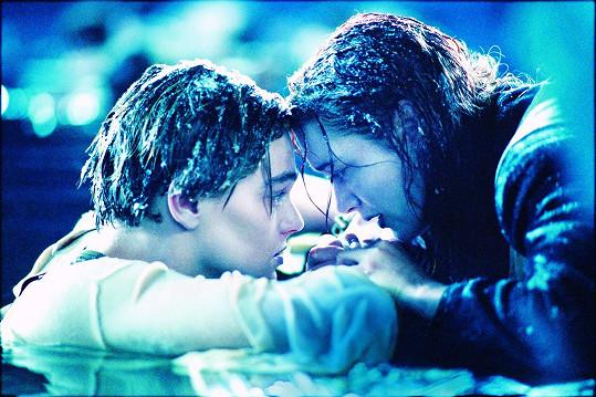 Pro film Titanic ho přetvořili v závěrečnou dojemnou scénu s Jackem a Rose.