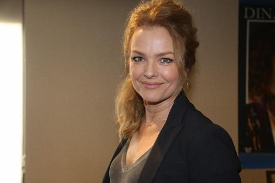 Dina Meyer okouzlila Joeyho jako herečka Kate