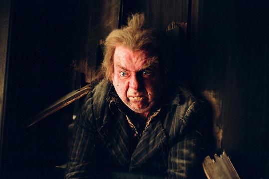 Timothy Spall jako Červíček