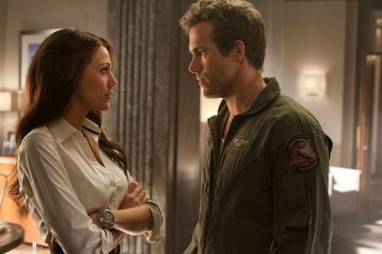 Ryan a Blake ve filmu Green Lantern (2011)