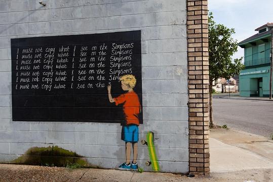 New Orleans, Banksy