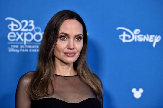 Angelina Jolie v sobě díky rolím výrazných žen našla zase sílu.