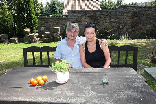 Pavel a Isabela Soukupovi jezdili na chalupu sedmnáct let.