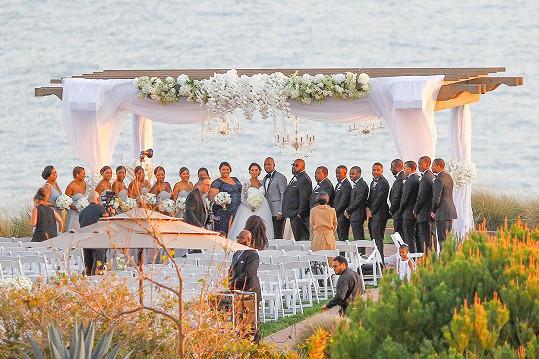 Ne-Yo se dočkal pohádkové svatby.