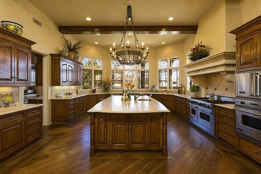 Plně vybavená kuchyň je samozřejmostí.