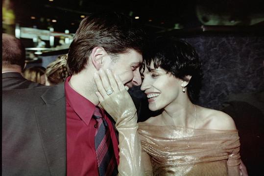Za hudebníka Stanislava Penka byla vdaná jeden rok (2002-2003).