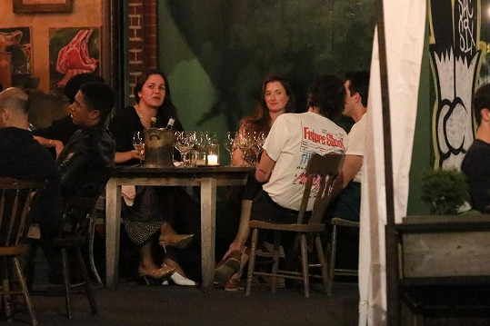 Mark Ronson se od září objevuje s dcerou Meryl Streep Grace Gummer.