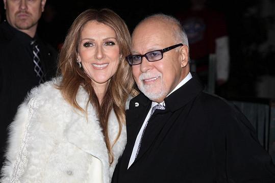 Céline Dion je s blížícím se odchodem manžela smířená.