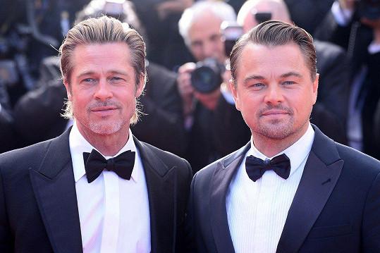 Brad a Leo jsou největšími hvězdami letošního ročníku festivalu v Cannes.