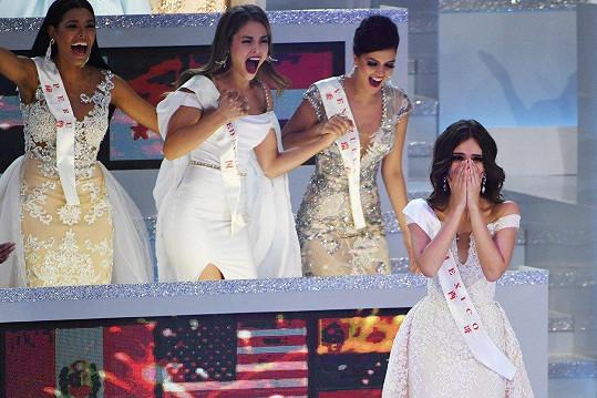 Z titulu měly radost i její kolegyně z Jižní a Střední Ameriky.