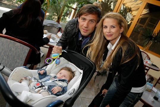 Roman Vojtek se obával, že po narození syna by nenašel sílu odejít.