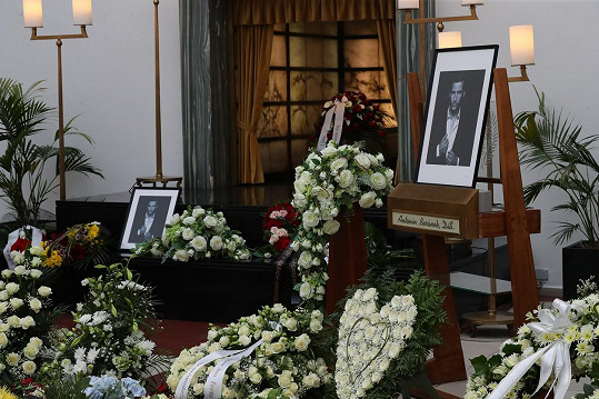Beránek zemřel 3. června ve věku 30 let.