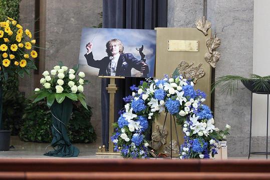 Bohumil Kulínský zemřel náhle před dvěma týdny.