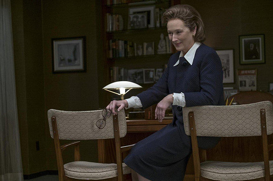 Film Akta Pentagon: Skrytá válka jí zajistil již 21. nominaci. Příští týden dorazí i k českým divákům.