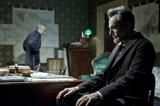 Daniel Day-Lewis ve filmu Lincoln (2012)
