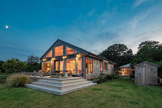 Kim Cattrall prodává dům u moře, který vlastnila od roku 1998.