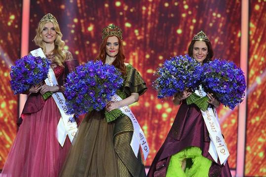 Tři nejkrásnější dívky Slovenska