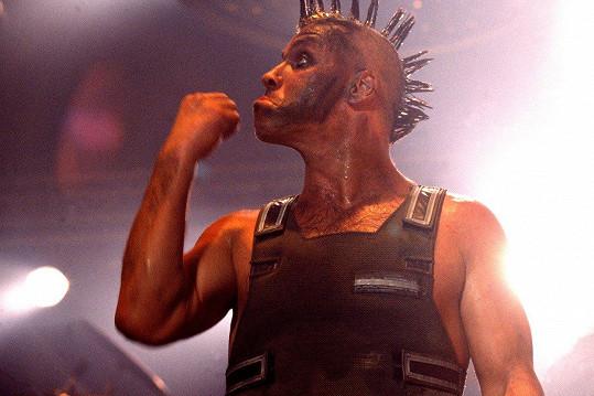 Skutečný Till Lindemann z kapely Rammstein