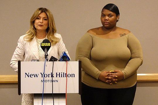 Je teď další ženou, která kvůli sexu s Usherem podala žalobu.