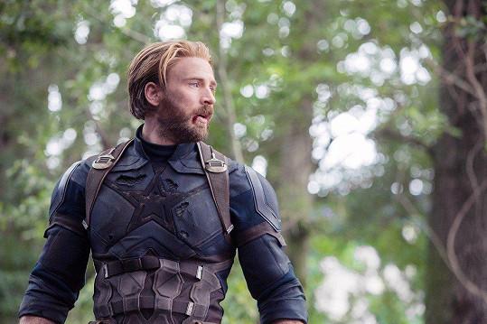 Proslavil se jako Captain America.