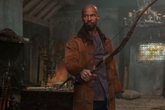 Jammie Foxx si ve filmu Robin Hood raději neměl zahrát.