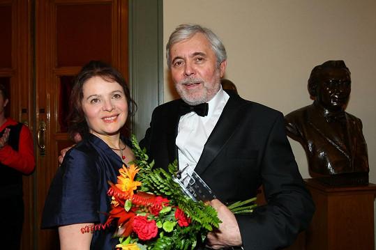 Patří k nejstabilnějším párům českého šoubyznysu.