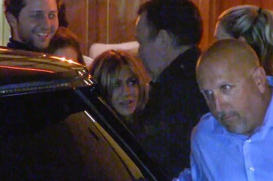 Jennifer Aniston oslavila už 50. narozeniny.