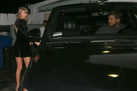 Calvin Harris a Taylor Swift tvoří nejvýdělečnější pár šoubyznysu.