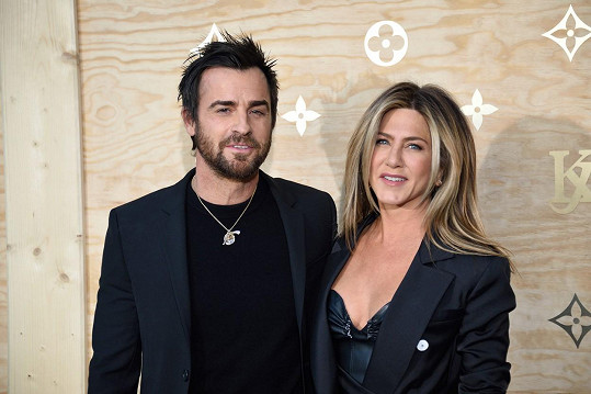 Jennifer Aniston a Justin Theroux jsou si blízcí i po rozchodu.