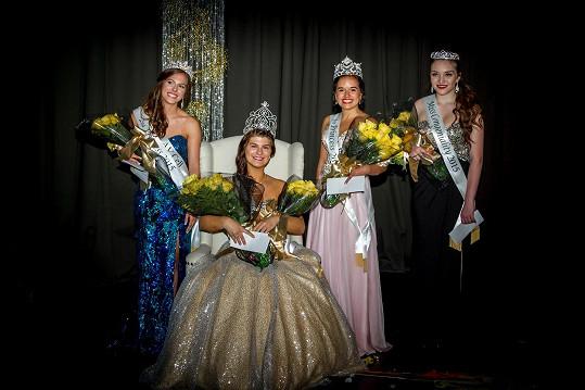 Isa-Bella se nedávno účastnila i soutěže Miss v rodném městě.