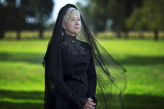 Oscarová Helen Mirren v hororu Winchester