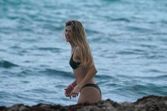 Genie Bouchard v Miami