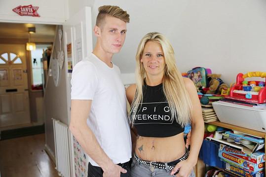 Nové tělo, nový partner, Katie Williams a Jack