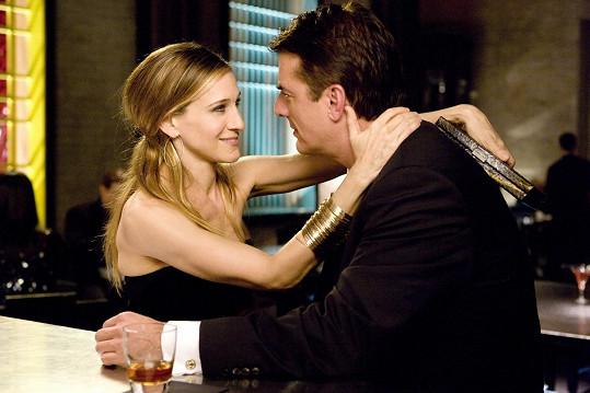 V seriálu ztvárnil pana Božského, milence a následně manžela Carrie.